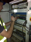 Electrical control systems installations, Industrial electrical installations, Three phase and single phase for industry and commercial, Covering Letchworth, Hitchin, Stevenage, Ware, Buntingford, Shefford, Biggleswade, Sandy, Eaton Socon, Amptill, Bedford, MK,